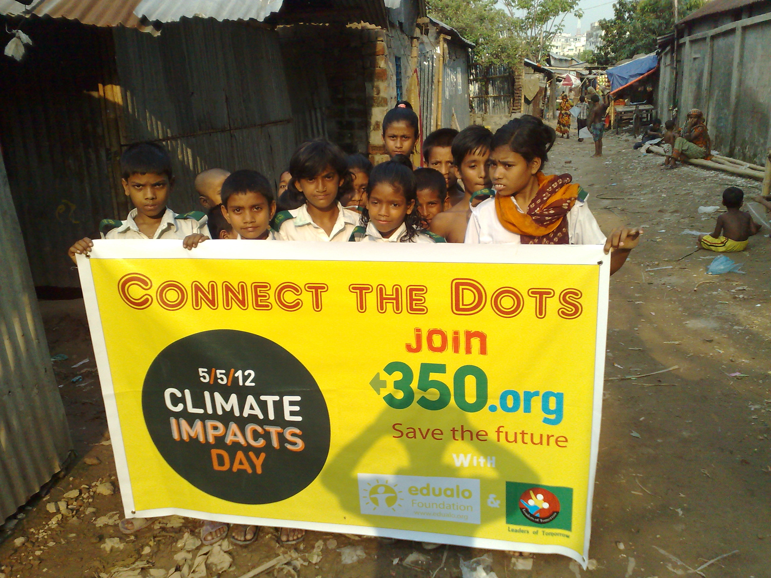 Edualo Connecting dots with 360.org