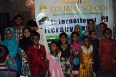 EDUALO Int'l Literacy Day